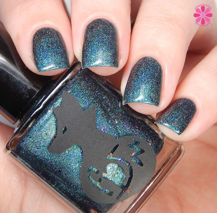 Frenzy Polish Magnetic Midnight Up