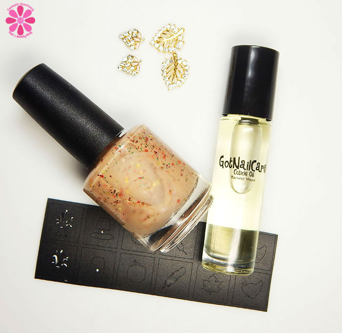 The Sparkle Kit   Giving Thanks Edition   Reveal, Swatches & Review