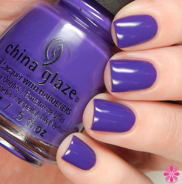 China Glaze Holiday 2015 Cheers Collection Mix And Mingle Swatch