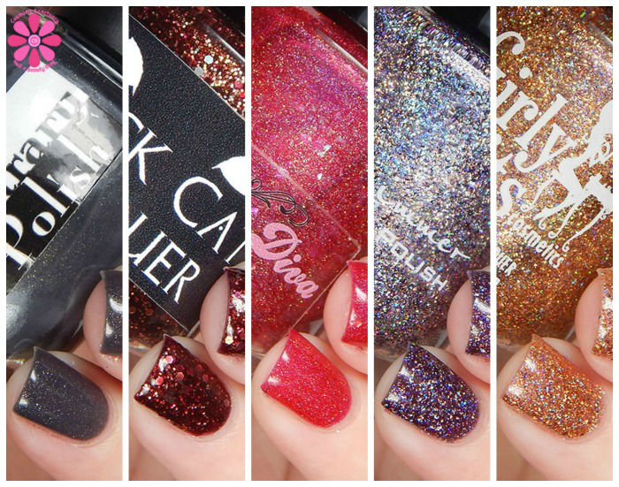 A Box, Indied December 2015 | Revamped & Reloaded | Swatches & Review