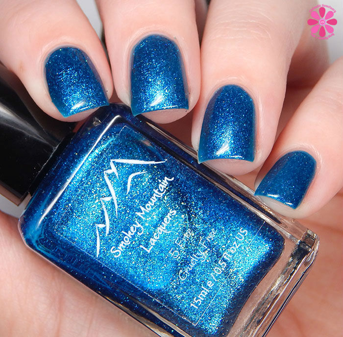 Smokey Mountain Lacquers Magical Sky Show Up