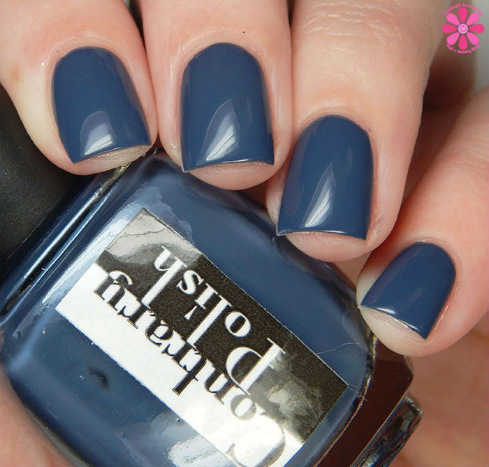 A Box, Indied January 2016 New Year, New You Contrary Polish Clean Slate Swatch