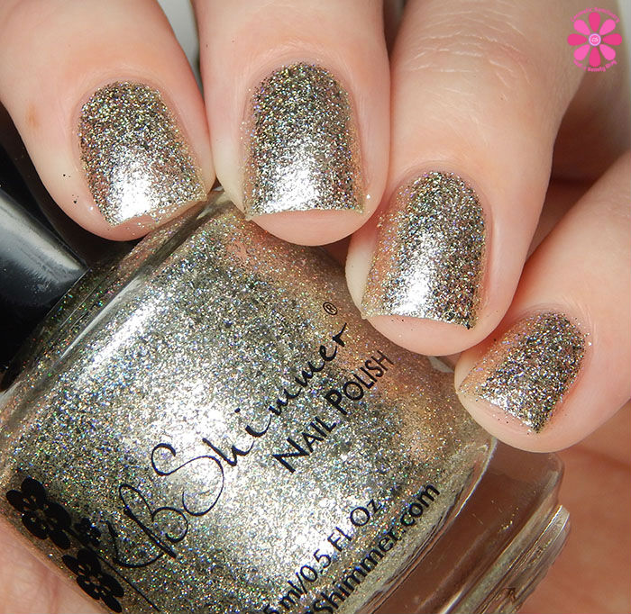 KBShimmer Birthstone 2016 Collection Diamond Swatch