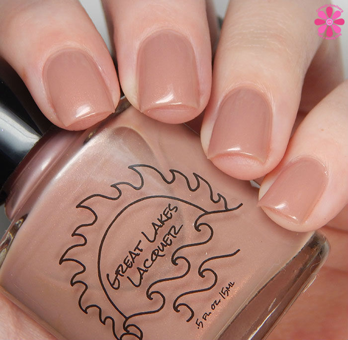 Great Lakes Lacquer Winter 2015 Collection: Doctor's Orders Don't Give Up Swatch