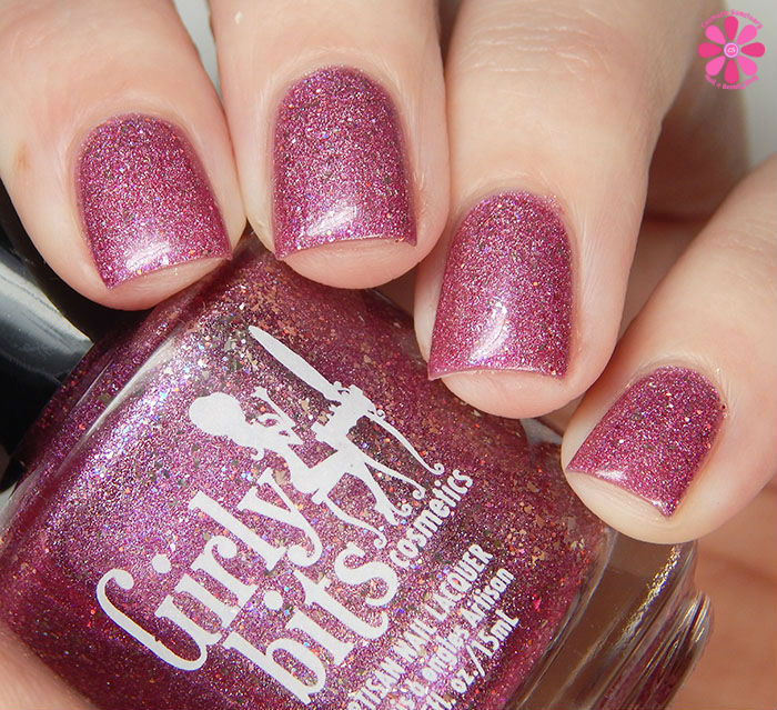 A Box, Indied January 2016 New Year, New You Girly Bits Looks Like We Made It Swatch