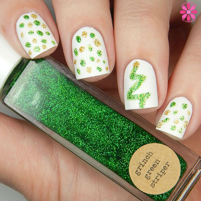 Grinch Green Striper
