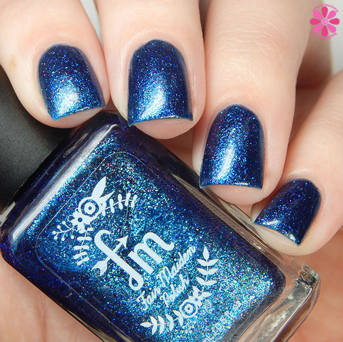 Fair Maiden Polish Cheers! To A New Year! Trio In With The New Swatch
