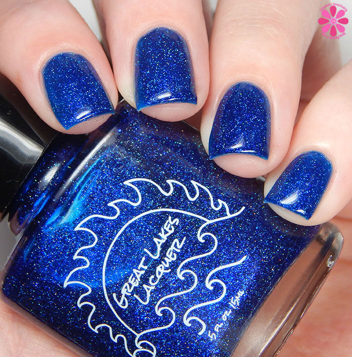 Great Lakes Lacquer Winter 2015 Collection: Doctor's Orders Infinite Hope Swatch