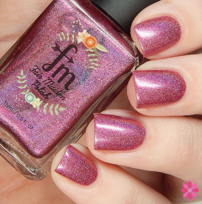 Fair Maiden Polish Cheers! To A New Year! Trio Life Of The Party Swatch