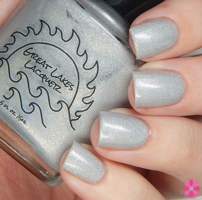 Great Lakes Lacquer Winter 2015 Collection: Doctor's Orders Only Love Can Do That Swatch