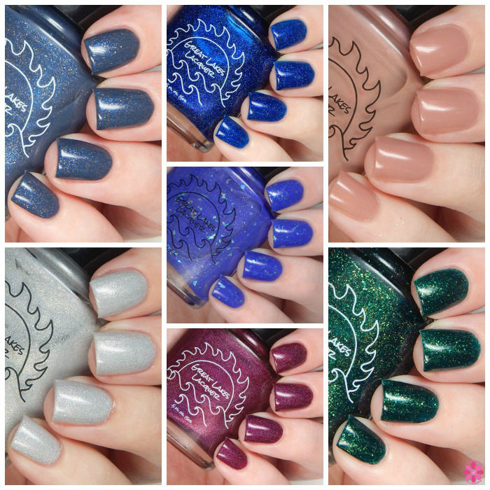 Great Lakes Lacquer Winter 2015 Collection: Doctor's Orders Overview