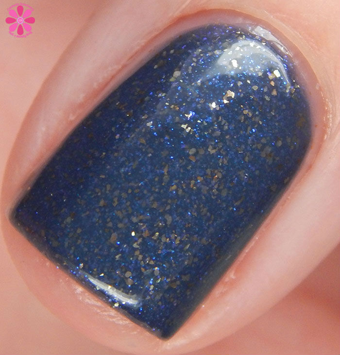 Great Lakes Lacquer Winter 2015 Collection: Doctor's Orders Silence Swatch Macro