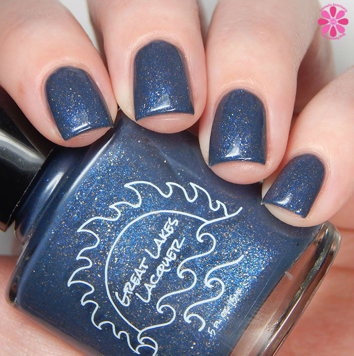 Great Lakes Lacquer Winter 2015 Collection: Doctor's Orders Silence Swatch