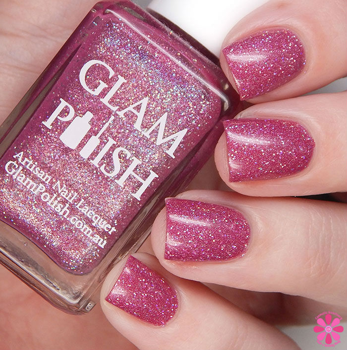 Glam Polish Alphabet City Collection Special Swatch