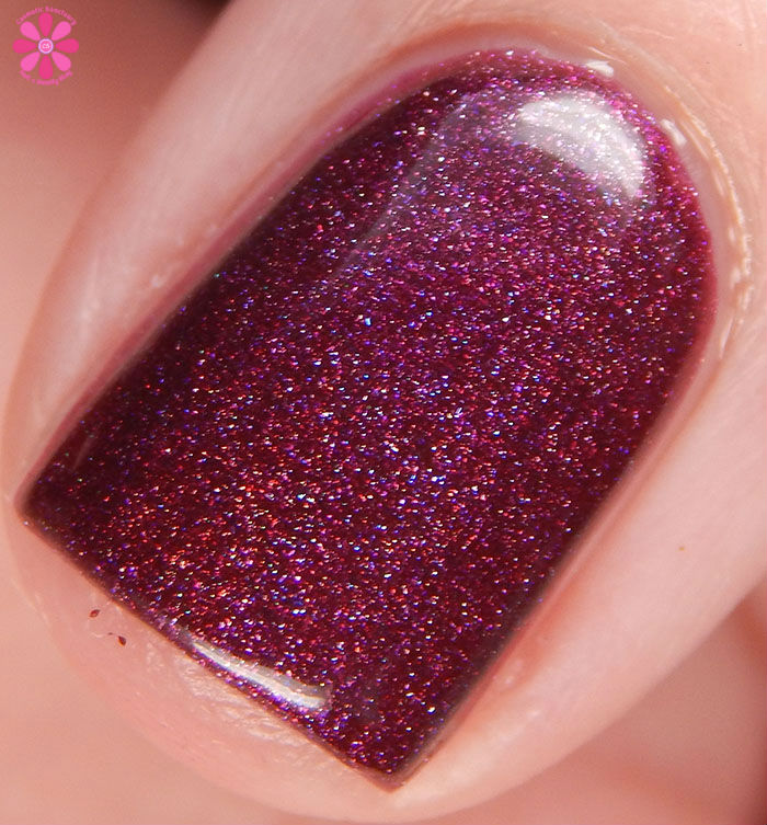 Great Lakes Lacquer Winter 2015 Collection: Doctor's Orders Those Who Matter Swatch Macro