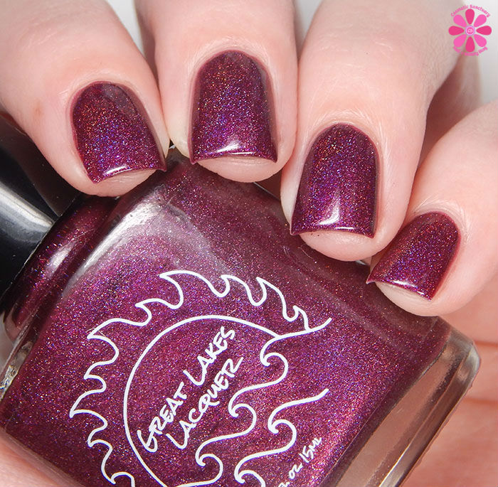 Great Lakes Lacquer Winter 2015 Collection: Doctor's Orders Those Who Matter Swatch