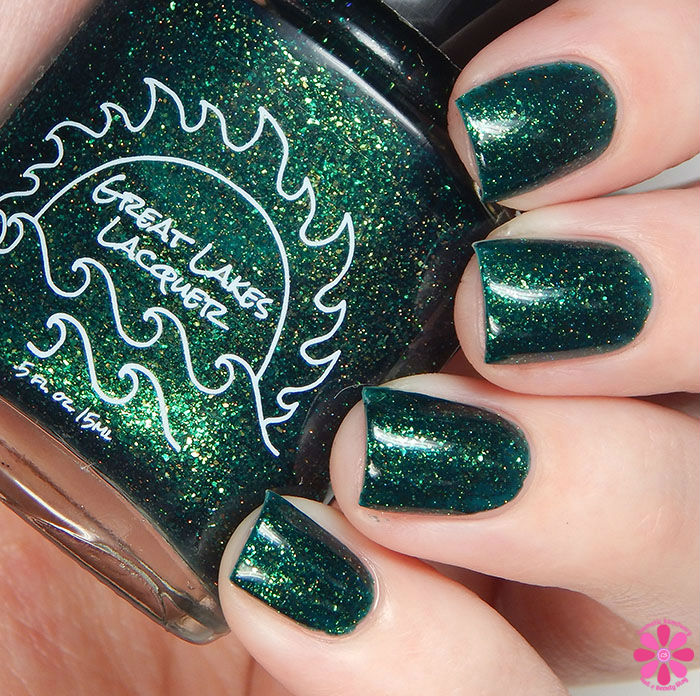 Great Lakes Lacquer Winter 2015 Collection: Doctor's Orders Unless Swatch