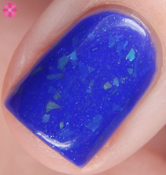 Great Lakes Lacquer Winter 2015 Collection: Doctor's Orders Youer Than You Swatch Macro