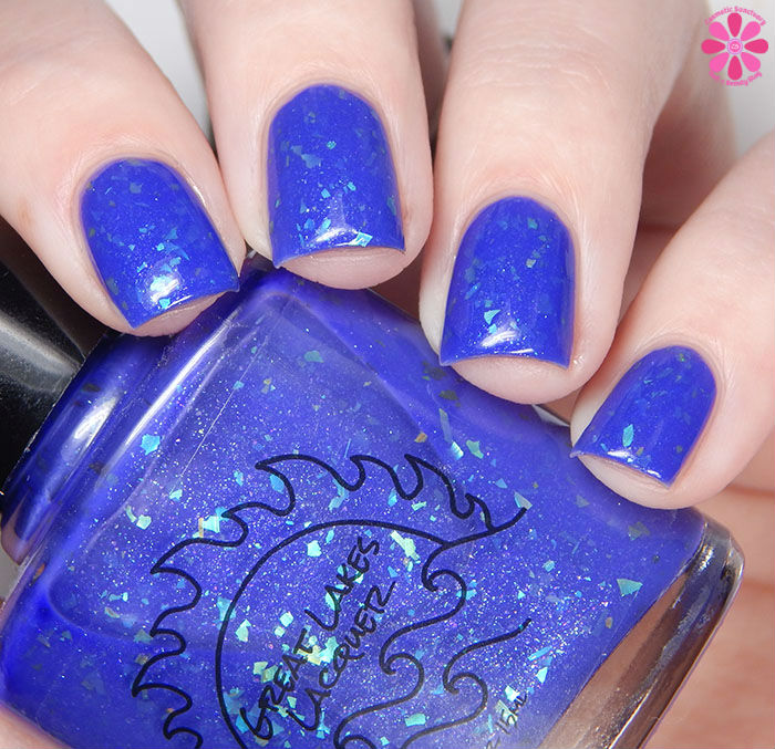 Great Lakes Lacquer Winter 2015 Collection: Doctor's Orders Youer Than You Swatch