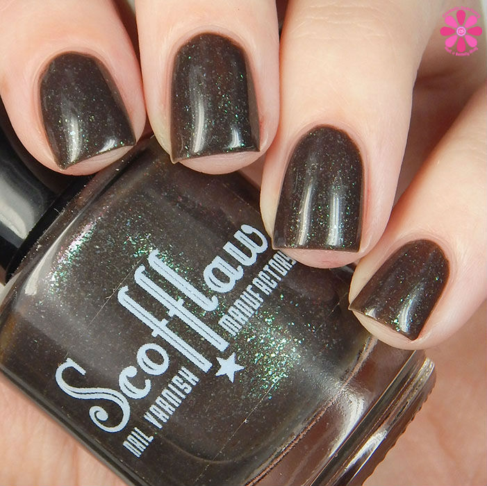 Scofflaw Nail Varnish Winter 2016 Collection - Cosmetic Sanctuary
