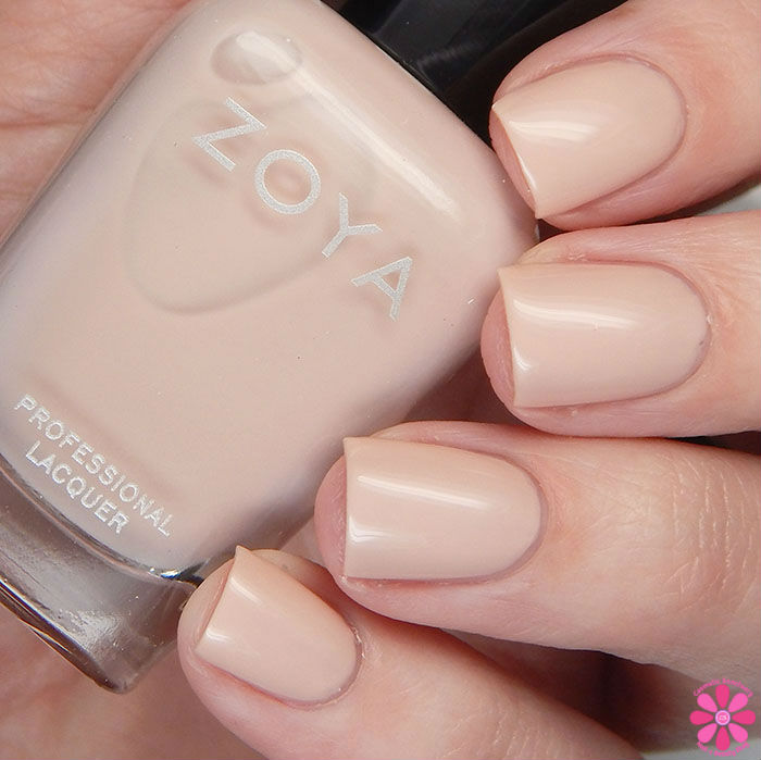 Zoya Whispers Collection April Swatch