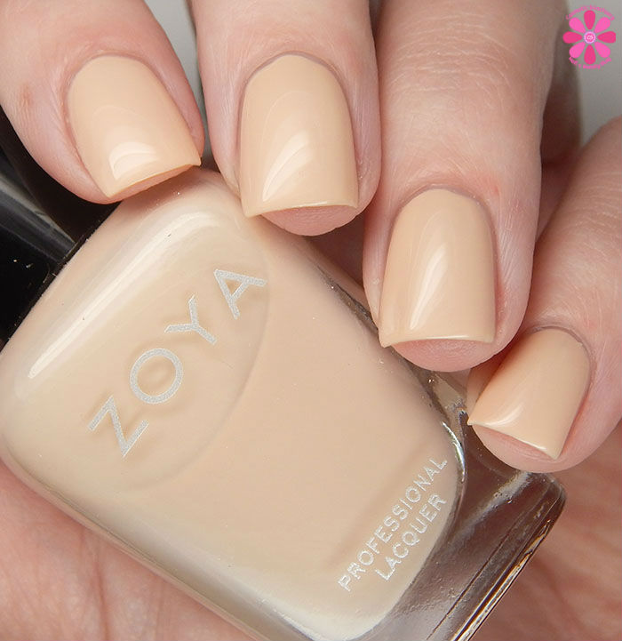Zoya Whispers Collection Cala Swatch