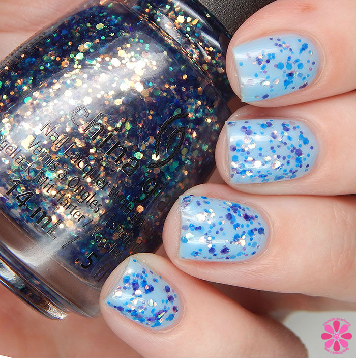 China Glaze Moonlight The Night Over Don't Be Shallow