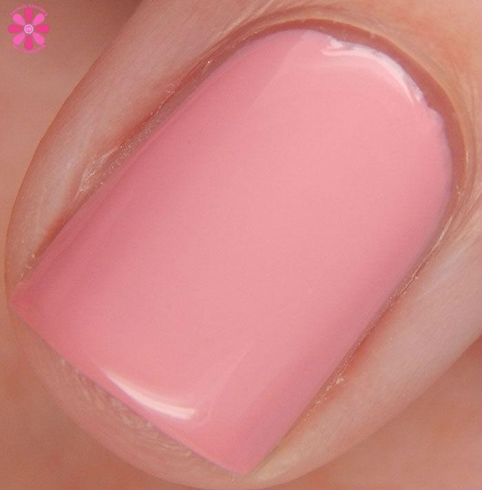 China Glaze Pink Or Swim Macro