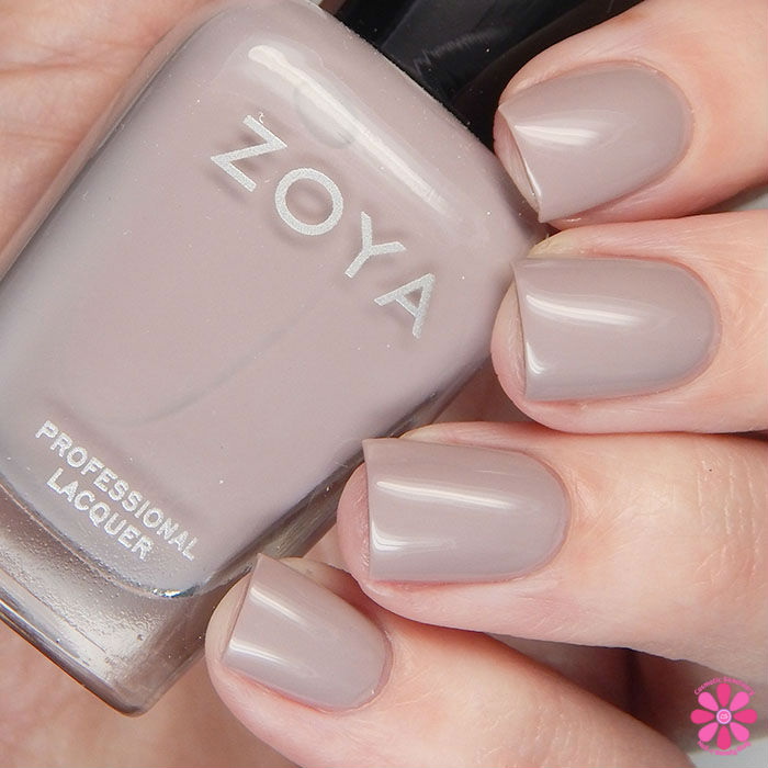 Zoya Whispers Collection Eastyn Swatch