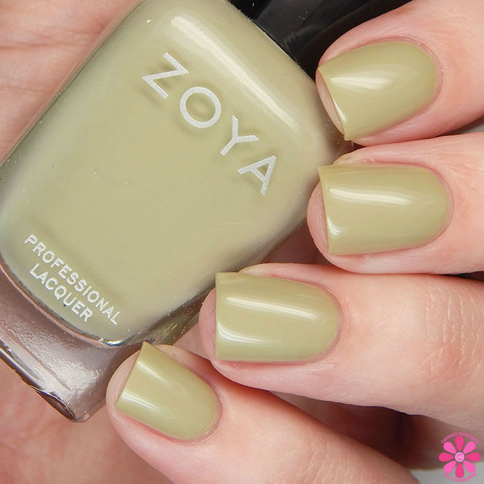 Zoya Whispers Collection Ireland Swatch