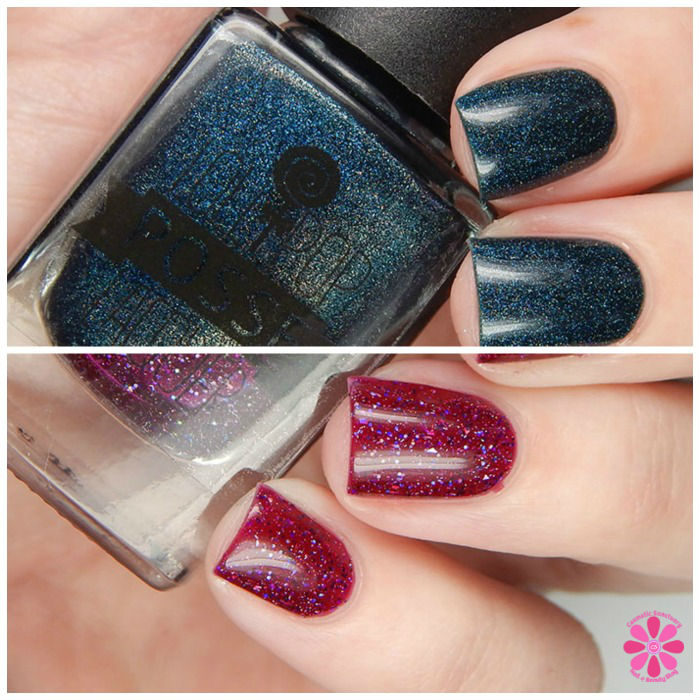 Lollipop Posse Lacquer No Part Of The Dream World Duo Overview
