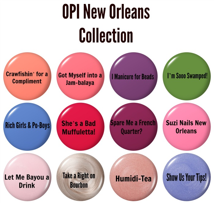 New Orleans Dot Collage