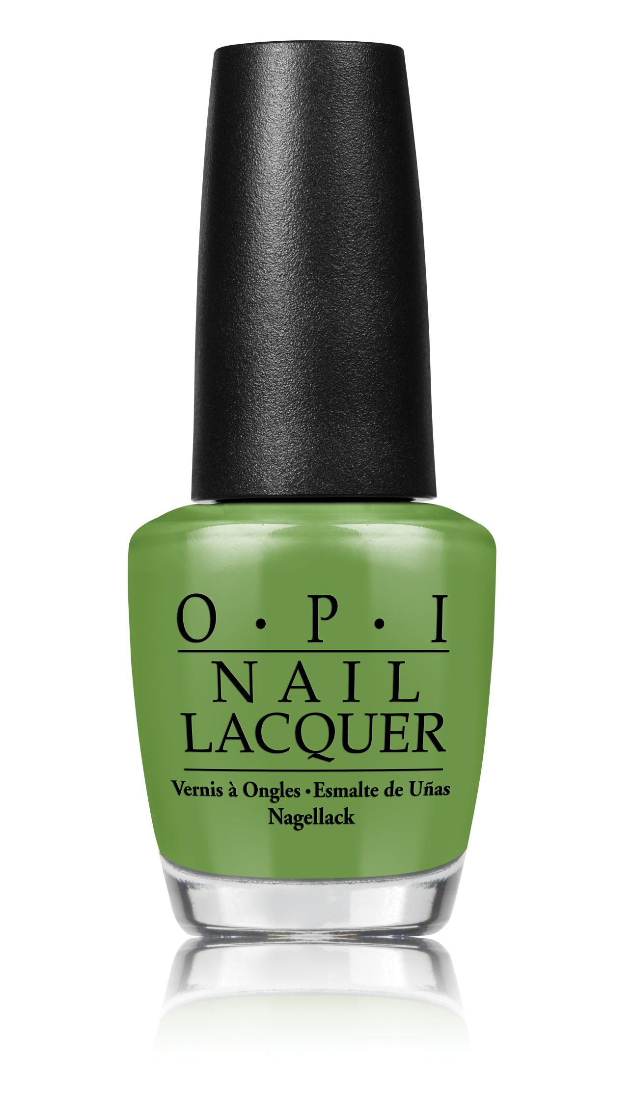 OPI Nail Lacquer in Im So Swamped - Cosmetic Sanctuary