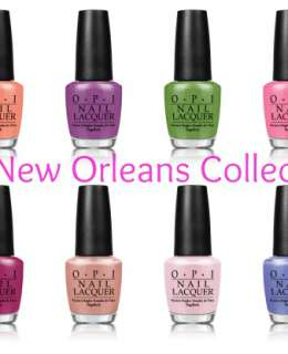 OPI New Orleans