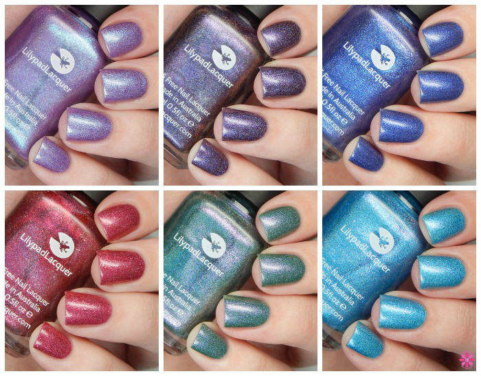Lilypad Lacquer The Fashionista Collection