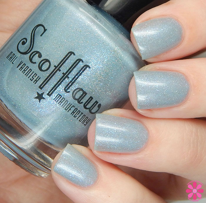 Scofflaw Nail Varnish Winter 2016 Collection Seagulls Screaming Kiss Her, Kiss Her Swatch