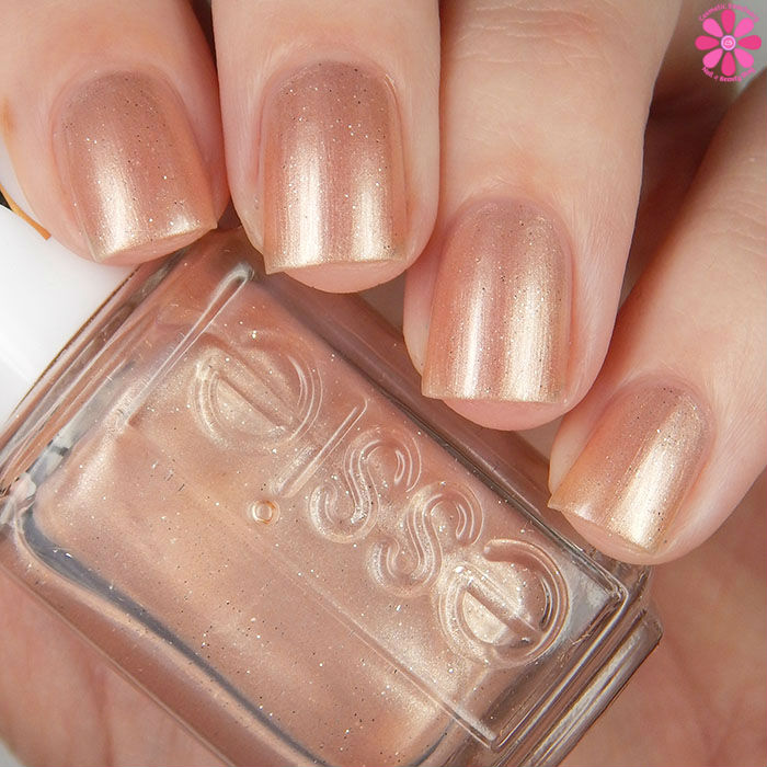 Essie Retro Revival Collection Sequin Sash Swatch