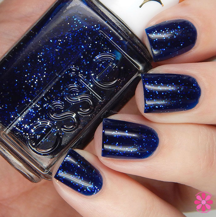 Essie Retro Revival Collection Starry Starry Night Swatch