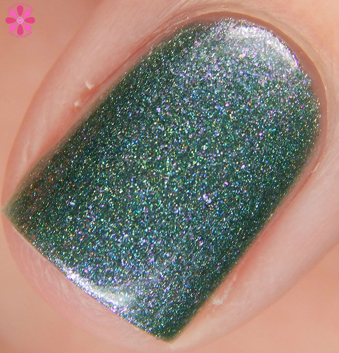 Lilypad Lacquer The Fashionista Collection Trendy Swatch