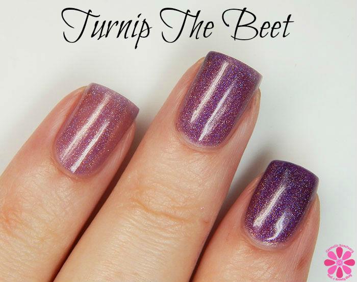 Turnip The Beet Name