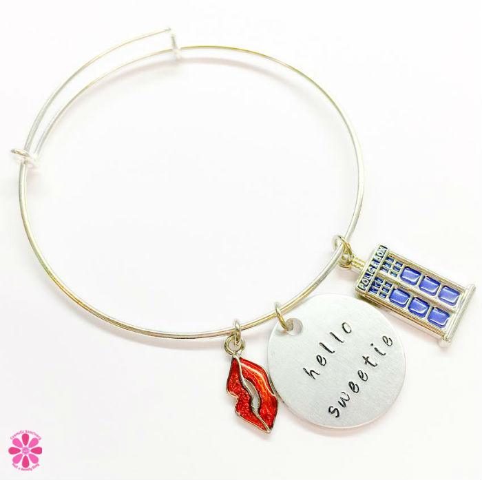 Geek Galaxy Designs Bangle Review & Giveaway