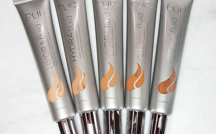 PÜR Cosmetics HydraFluid Water Serum Foundation