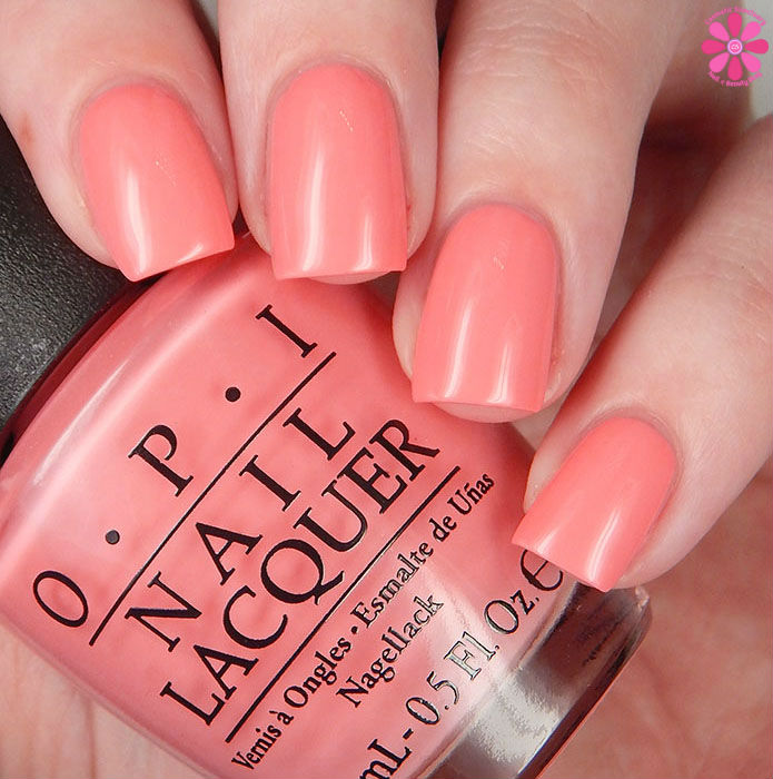 OPI Spring 2016 New Orleans Collection Review & Giveaway | Got Myself Into A Jam-balaya Swatch