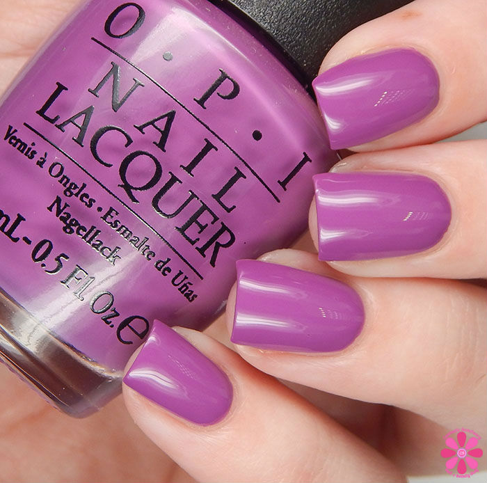 OPI Spring 2016 New Orleans Collection Review & Giveaway | I Manicure For Beads Swatch
