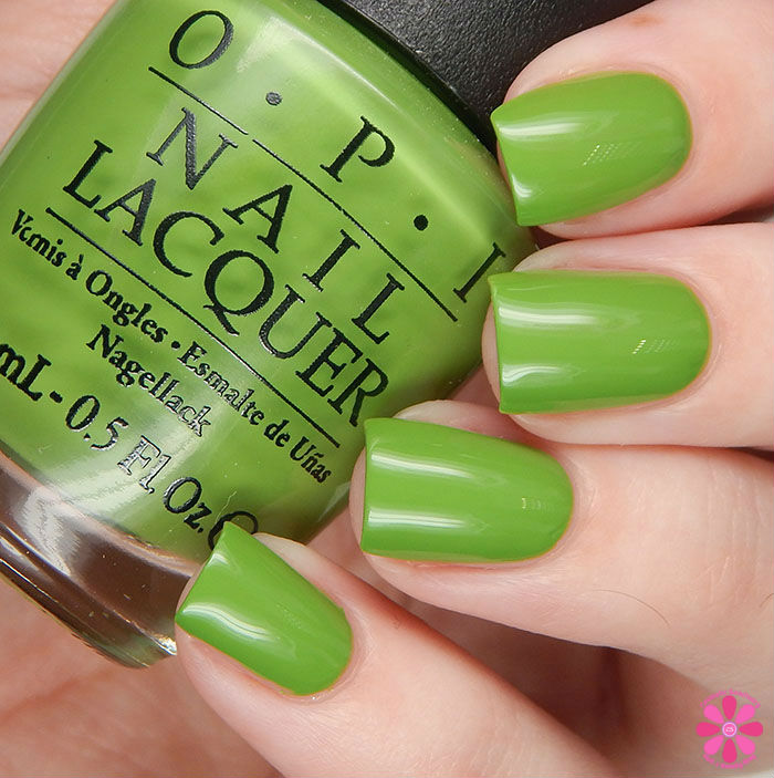 OPI Spring 2016 New Orleans Collection Review & Giveaway | I'm Sooo Swamped! Swatch