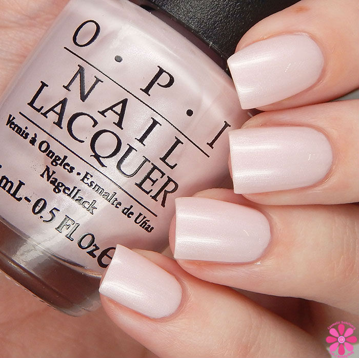 OPI Spring 2016 New Orleans Collection Review & Giveaway | Let Me Bayou A Drink Swatch
