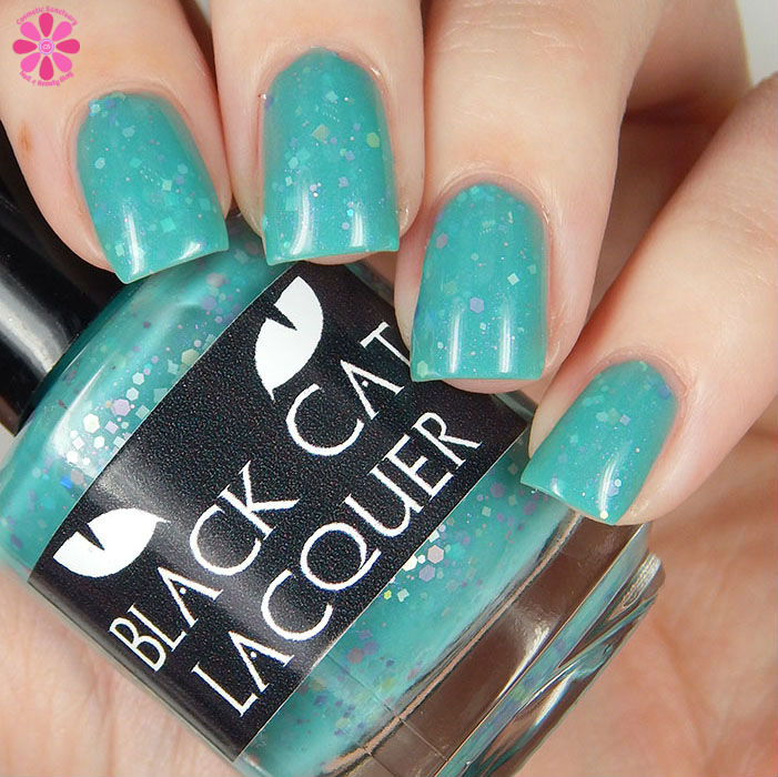 March 2016 A Box Indied Black Cat Lacquer Eggcellent Up