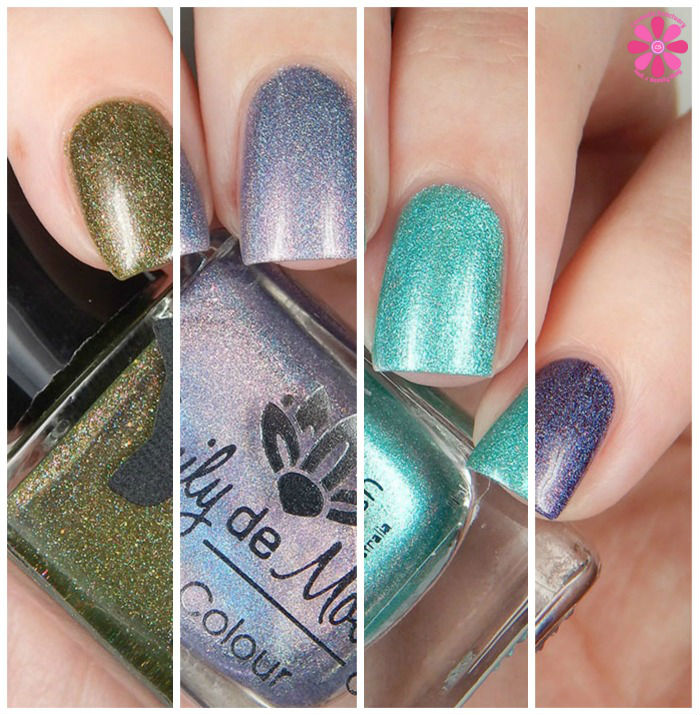 My Favorite Things Box February 2016 Split Mani
