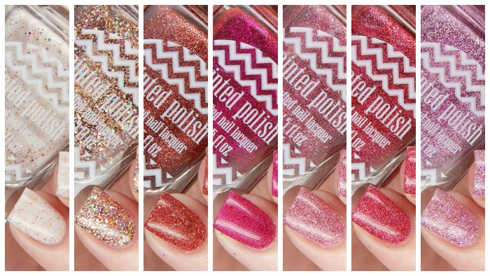 Painted Polish Mad Romance Collection