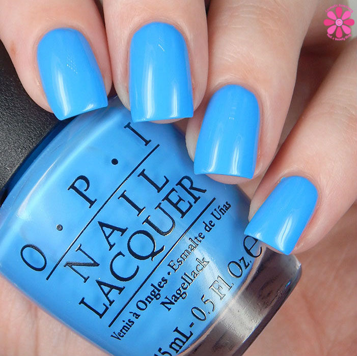 OPI Spring 2016 New Orleans Collection Review & Giveaway | Rich Girls & Po-Boys Swatch